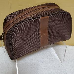 Men's Toiletry Bag - brown - $9